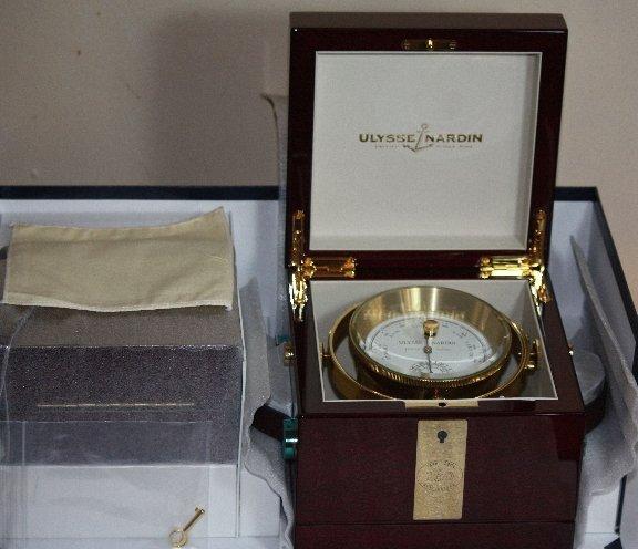 אביזרים לשעונים - יוליס נרדין ברומטר