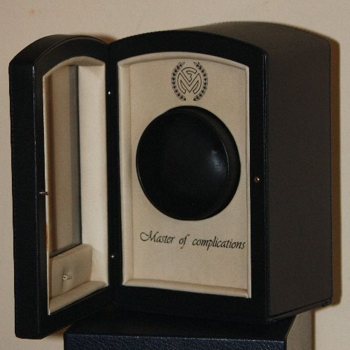 פרנק מולר קופסת מילוי - אביזרים לשעונים