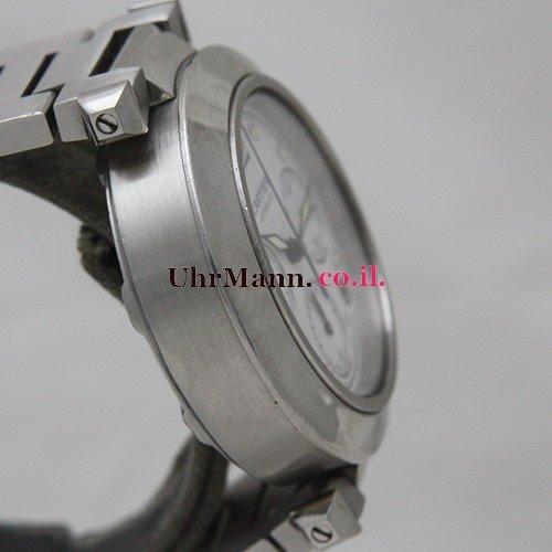 שעון יד Cartier Pasha Chronograph