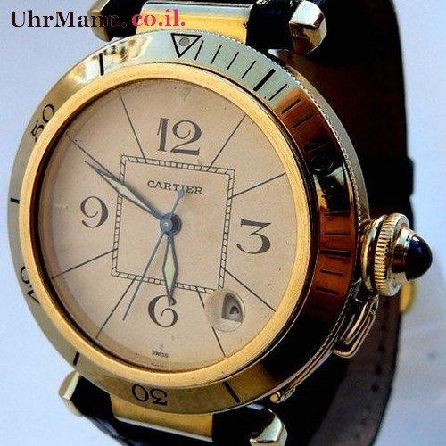שעון יד Cartier Pasha