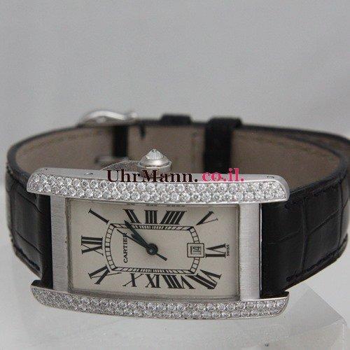 שעון יד Cartier Tank Americane