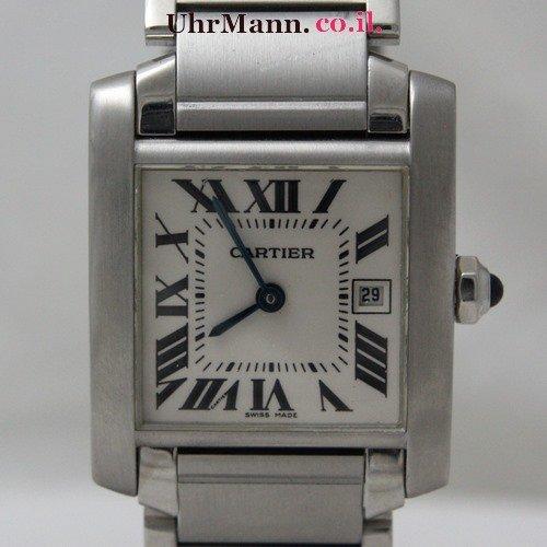 שעון יד Cartier Tank Francaise