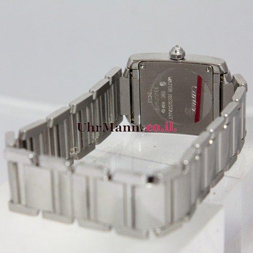 שעון יד Cartier Tank Francaise Logo Dial
