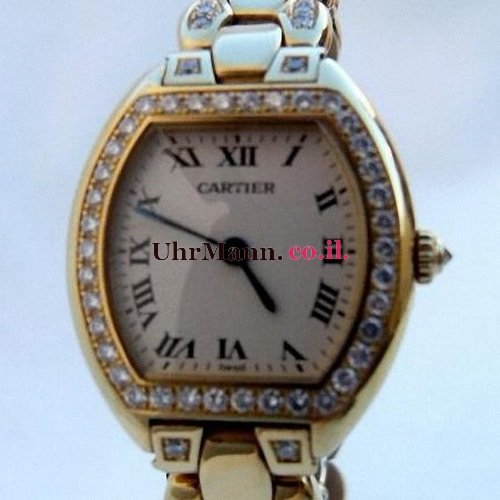 שעון יד Cartier Tortue Womens
