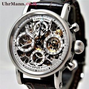 שעון יד Chronoswiss Opus Skeleton Chronograph