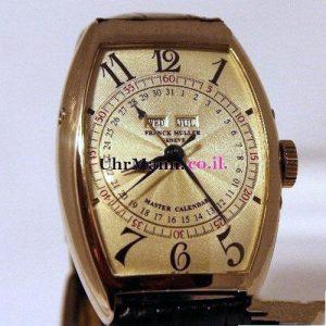 שעון יד Franck Muller Master Calendar