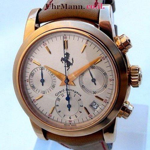 שעון יד Girard Perregaux Ferrari