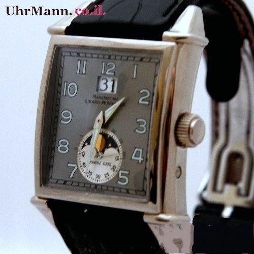 שעון יד Girard Perregaux Vintage 1945