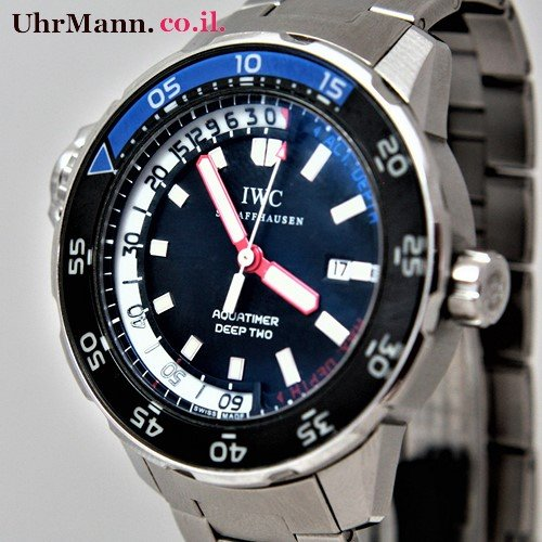 שעון יד IWC Aquatimer Deep Two