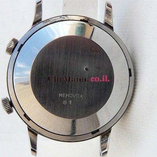 שעון יד Jaeger-leCoultre Memovox