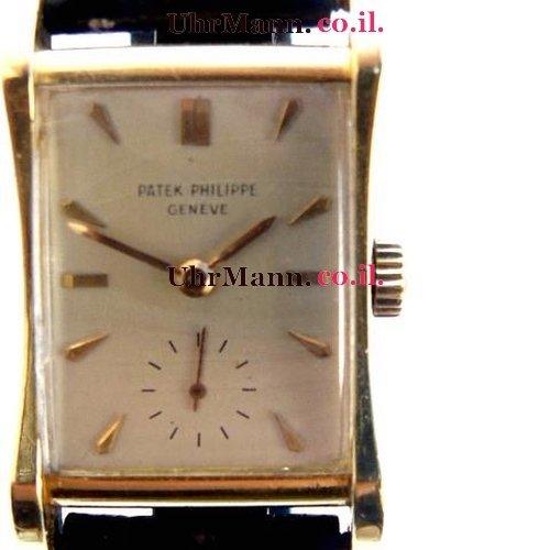 שעון יד Patek Philippe retangolo