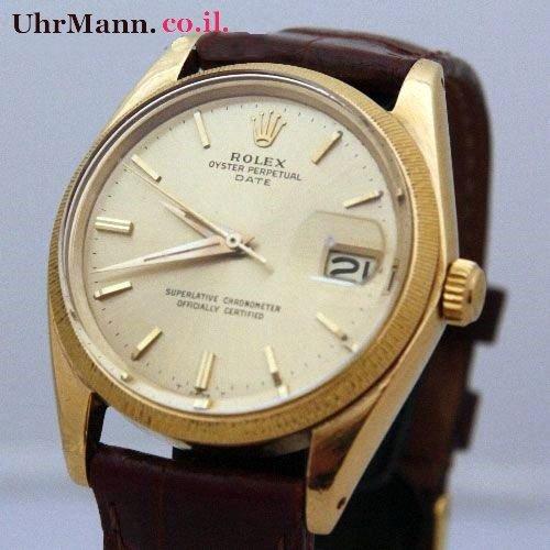 שעון יד Rolex Date