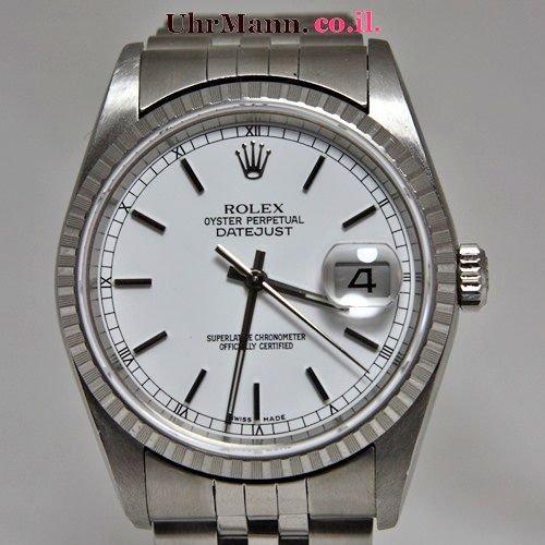 שעון יד Rolex Datejust