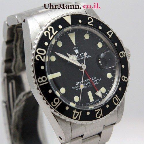 שעון יד Rolex GMT - Master
