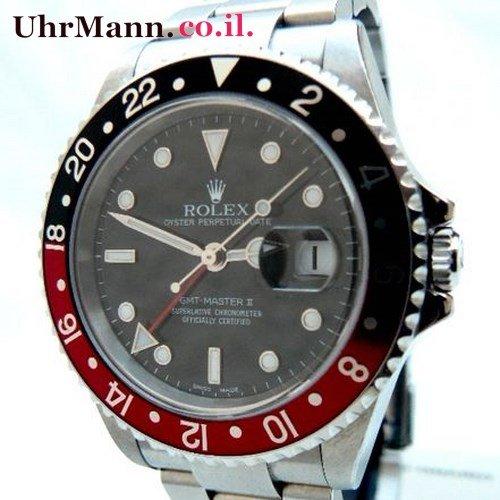 שעון יד Rolex GMT Master II