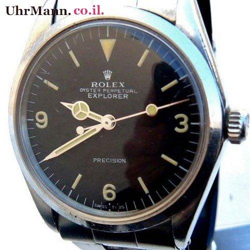 שעון יד Rolex Precision
