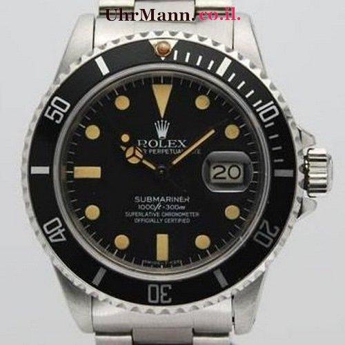 שעון יד Rolex Submariner