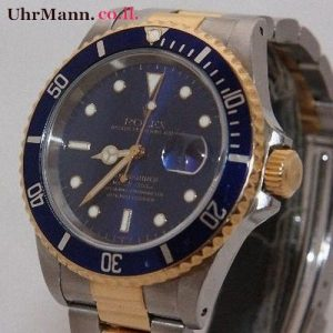 שעון יד Rolex Submariner Date