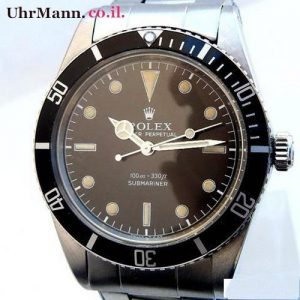 שעון יד Rolex Submariner James Bond