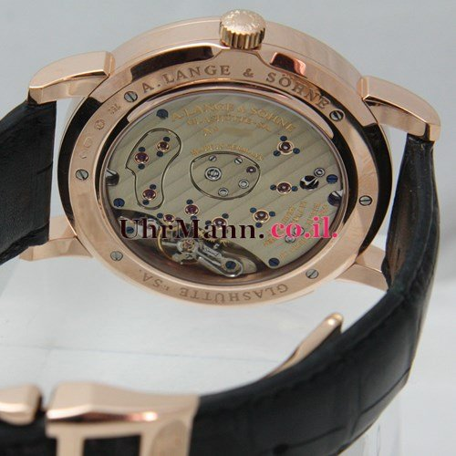 שעון יד A. Lange & Söhne Grand Lange 1