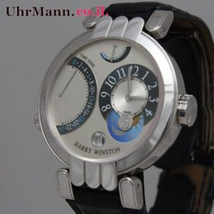 שעון יד Harry Winston Excenter Timezone