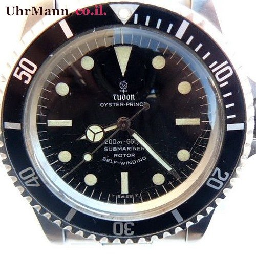 שעון יד Tudor Submariner