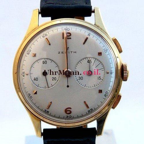שעון יד Zenith Chronograph 2